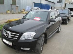 Mercedes GLK 2010