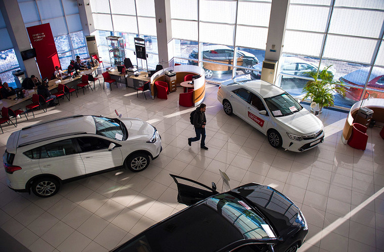 купить авто в автосалоне